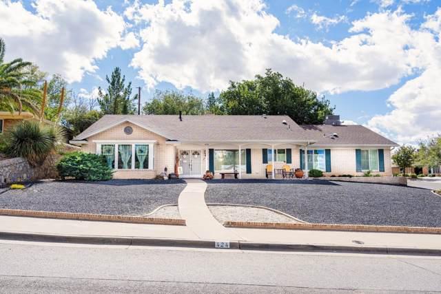 424 Stonebluff Road, El Paso, TX 79912 (MLS #817337) :: Preferred Closing Specialists