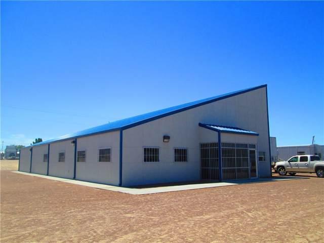 12300 Gateway Boulevard E, Socorro, TX 79927 (MLS #817338) :: Jackie Stevens Real Estate Group