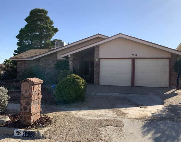 4818 Maureen Circle, El Paso, TX 79924 (MLS #817345) :: Preferred Closing Specialists