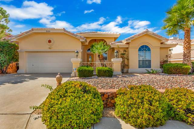 7155 Seco Palm Street, El Paso, TX 79912 (MLS #817349) :: Preferred Closing Specialists