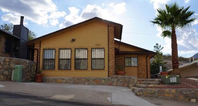 6636 Ridge Top Drive, El Paso, TX 79904 (MLS #817352) :: Preferred Closing Specialists