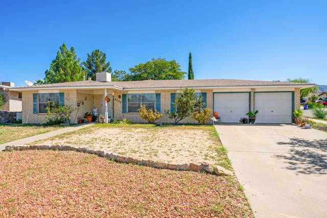 6709 Mariposa Drive, El Paso, TX 79912 (MLS #817353) :: Preferred Closing Specialists