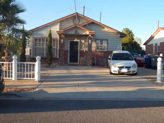 12041 Belfry Park Drive, El Paso, TX 79936 (MLS #817355) :: Preferred Closing Specialists