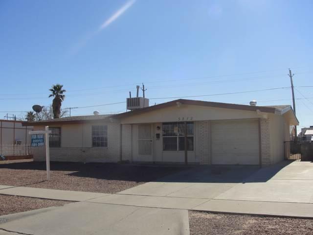 5212 Dearborne Drive, El Paso, TX 79924 (MLS #817356) :: Preferred Closing Specialists