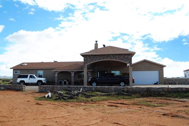 14200 N Fort Selden Lane, Clint, TX 79938 (MLS #817358) :: Preferred Closing Specialists