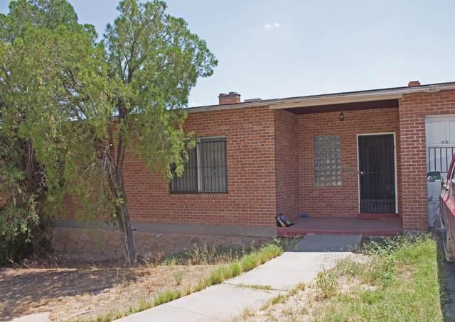 2712 Frankfort Avenue, El Paso, TX 79930 (MLS #817361) :: Preferred Closing Specialists