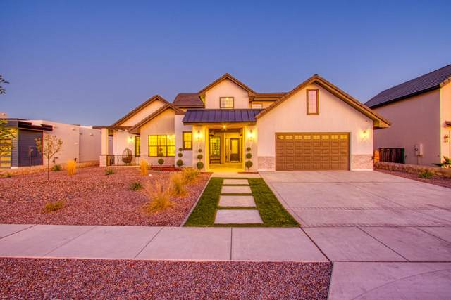 5830 Juniper Creek Drive, El Paso, TX 79932 (MLS #817366) :: Preferred Closing Specialists