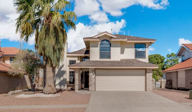 11973 Mcauliffe Drive, El Paso, TX 79936 (MLS #817368) :: The Matt Rice Group