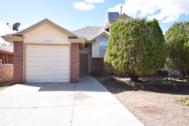 10029 Rockdale Street, El Paso, TX 79934 (MLS #817369) :: Preferred Closing Specialists