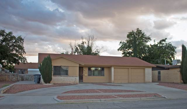 10156 Dunbarton Drive, El Paso, TX 79925 (MLS #817370) :: Preferred Closing Specialists