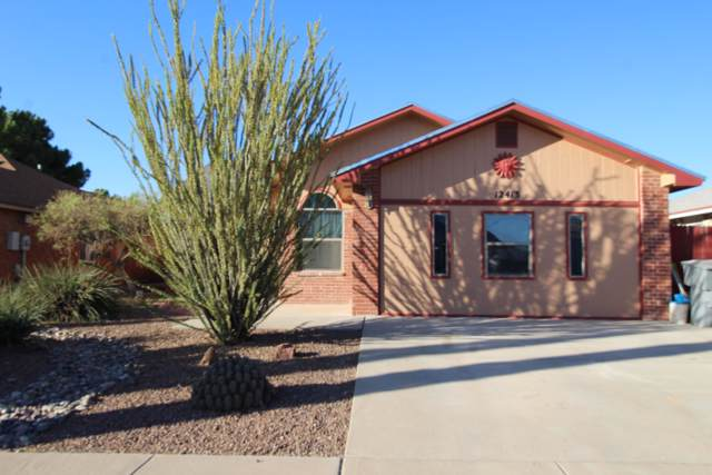 12413 Flora Alba Drive, El Paso, TX 79928 (MLS #817372) :: Preferred Closing Specialists