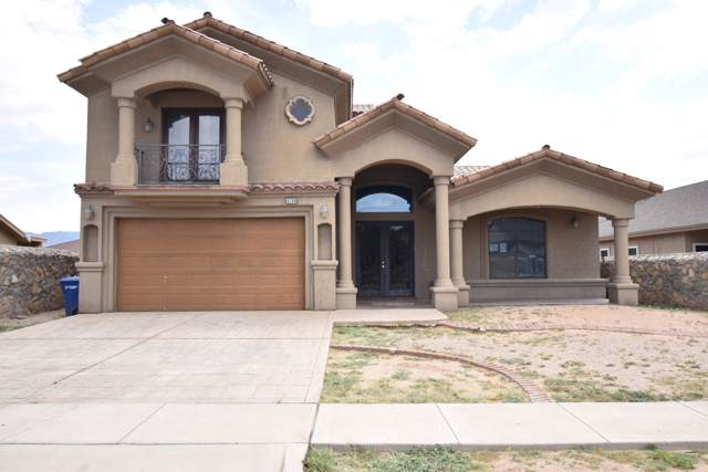 6208 Brillo Luna Street, El Paso, TX 79932 (MLS #817374) :: Preferred Closing Specialists