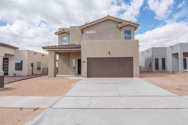 900 Stamfordham Street, El Paso, TX 79928 (MLS #817384) :: Jackie Stevens Real Estate Group