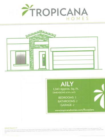 888 Stamfordham Street, El Paso, TX 79928 (MLS #817385) :: Jackie Stevens Real Estate Group