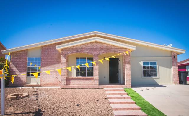 745 Maravillas Street, Horizon City, TX 79928 (MLS #817387) :: Jackie Stevens Real Estate Group