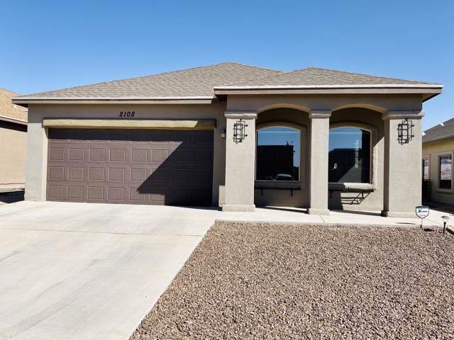 2108 William Woolverton Place, El Paso, TX 79938 (MLS #817390) :: Jackie Stevens Real Estate Group