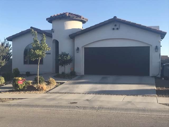 14292 Meadow Lake Avenue, El Paso, TX 79938 (MLS #817392) :: Jackie Stevens Real Estate Group