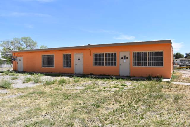 390 Bauman Road, Socorro, TX 79927 (MLS #817403) :: The Purple House Real Estate Group
