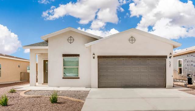 6537 Tama Street, El Paso, TX 79932 (MLS #817411) :: The Matt Rice Group
