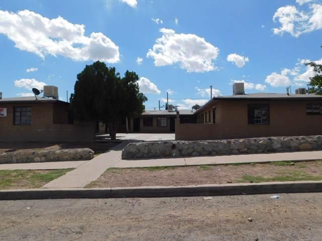 3612 Lincon Avenue, El Paso, TX 79930 (MLS #817413) :: Preferred Closing Specialists