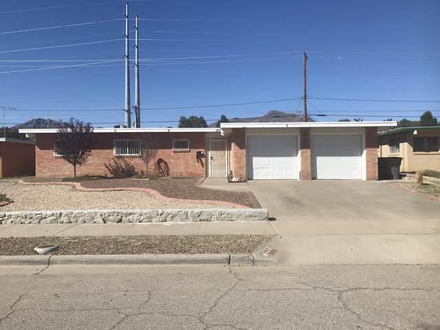 9833 Gschwind Street, El Paso, TX 79924 (MLS #817414) :: Jackie Stevens Real Estate Group