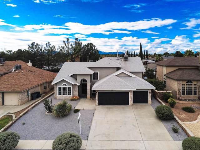 1905 Polly Harris Drive, El Paso, TX 79936 (MLS #817416) :: Jackie Stevens Real Estate Group