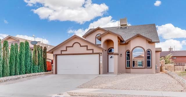 4081 Tierra Patino Lane, El Paso, TX 79938 (MLS #817418) :: Jackie Stevens Real Estate Group