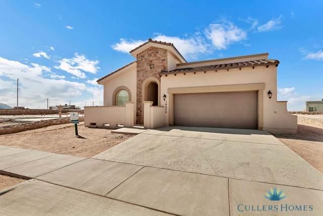 14753 Tierra Harbor Avenue, El Paso, TX 79938 (MLS #817421) :: Jackie Stevens Real Estate Group