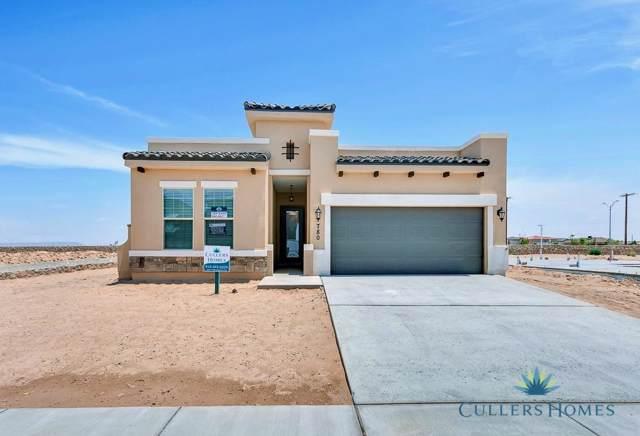 14745 Tierra Harbor Avenue, El Paso, TX 79938 (MLS #817425) :: Jackie Stevens Real Estate Group