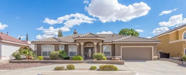 12274 Bronco Buster Lane, El Paso, TX 79936 (MLS #817428) :: Jackie Stevens Real Estate Group
