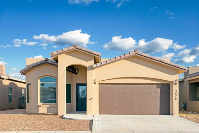 3828 Loma Brisa Drive, El Paso, TX 79938 (MLS #817433) :: Jackie Stevens Real Estate Group