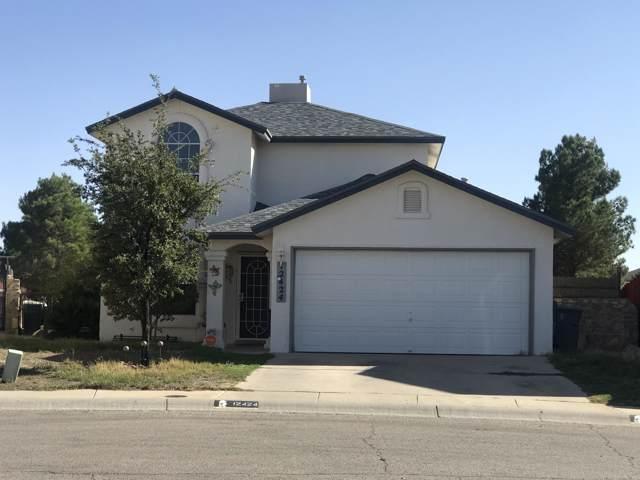 12424 Tierra Alamo Drive, El Paso, TX 79938 (MLS #817434) :: Jackie Stevens Real Estate Group