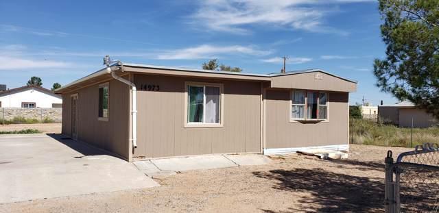 14973 Grizzly Bear Lane, El Paso, TX 79938 (MLS #817436) :: Jackie Stevens Real Estate Group