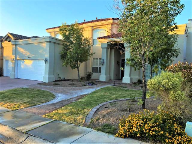 6445 Calle Placido Drive, El Paso, TX 79912 (MLS #817437) :: Jackie Stevens Real Estate Group