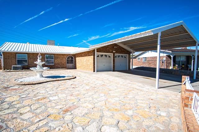 4803 Tholos Court, El Paso, TX 79924 (MLS #817440) :: The Matt Rice Group