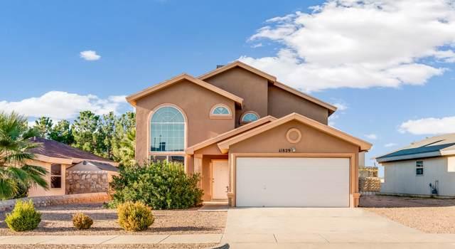 11829 Mesquite Lake Lane, El Paso, TX 79934 (MLS #817466) :: The Matt Rice Group