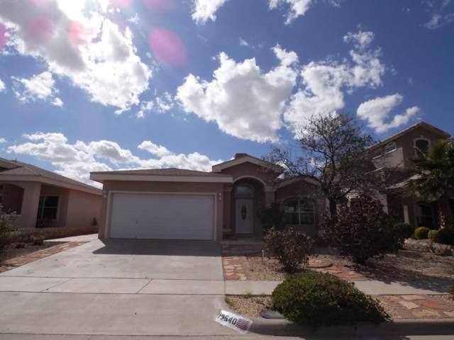 12540 Tierra Inca Drive, El Paso, TX 79938 (MLS #817498) :: The Matt Rice Group