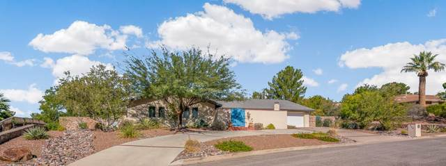 805 Corey Creek Drive, El Paso, TX 79912 (MLS #817505) :: The Matt Rice Group