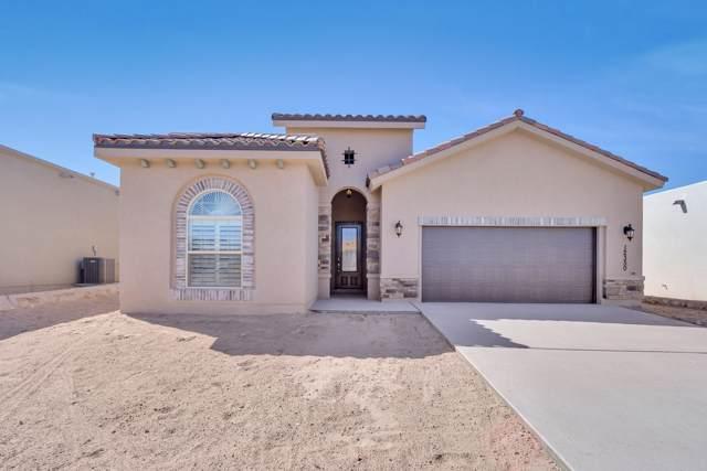 2825 Tierra De Moyo Place, El Paso, TX 79938 (MLS #817507) :: The Matt Rice Group