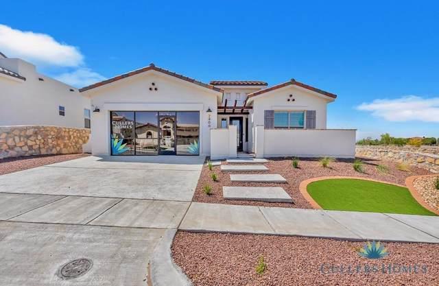 2821 Tierra De Moyo Place, El Paso, TX 79938 (MLS #817508) :: The Matt Rice Group