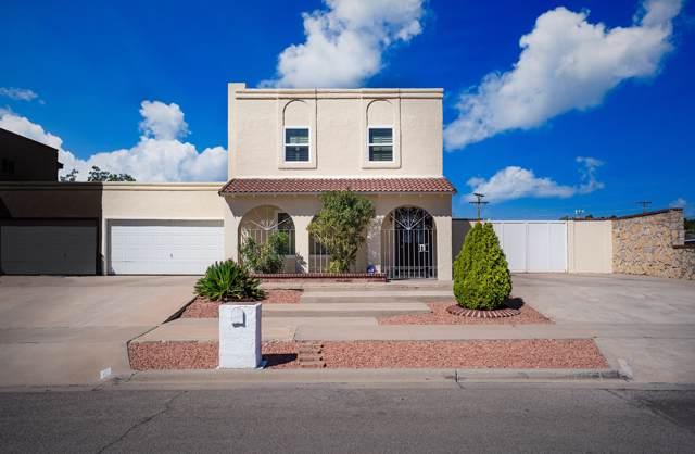 7101 Portugal Drive, El Paso, TX 79912 (MLS #817512) :: The Matt Rice Group