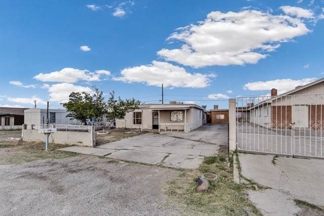849 Coach Road, Canutillo, TX 79835 (MLS #817515) :: Preferred Closing Specialists