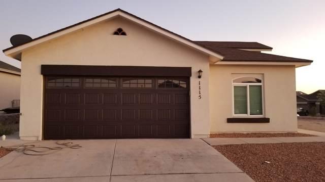 1115 Cielo Bonito, Socorro, TX 79927 (MLS #817527) :: The Purple House Real Estate Group