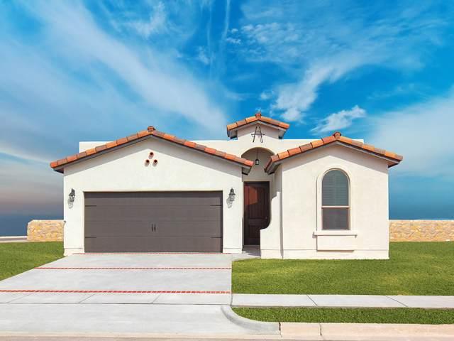 236 Ancroft Place, El Paso, TX 79928 (MLS #817536) :: The Matt Rice Group