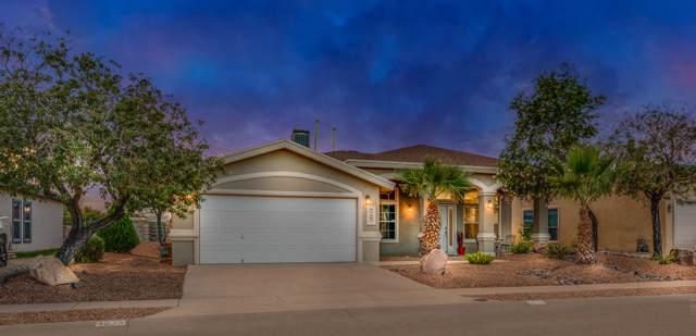 3033 Tierra Fresno Drive, El Paso, TX 79938 (MLS #817539) :: The Matt Rice Group