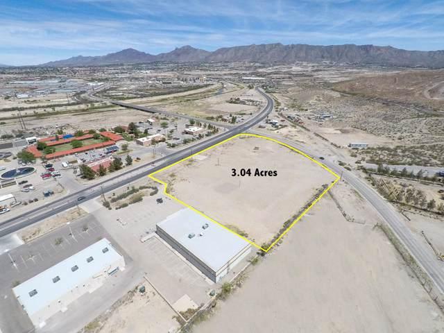 1101 Mcnutt Road, Sunland Park, NM 88063 (MLS #817544) :: Preferred Closing Specialists