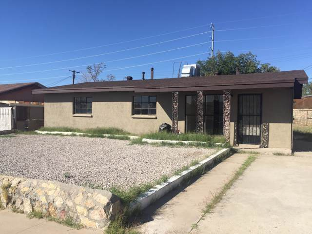 7741 Mustang Avenue, El Paso, TX 79915 (MLS #817554) :: Preferred Closing Specialists