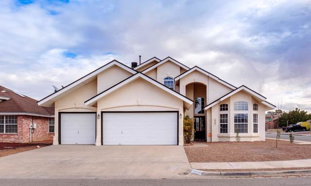 1900 Sun Spot Street, El Paso, TX 79938 (MLS #817570) :: The Matt Rice Group