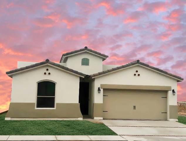 12572 New Dawn Drive, El Paso, TX 79938 (MLS #817572) :: Preferred Closing Specialists