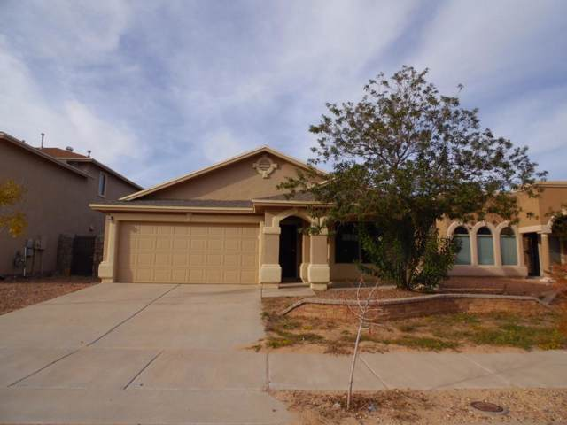 14387 Early Morn Avenue, El Paso, TX 79938 (MLS #817586) :: The Matt Rice Group